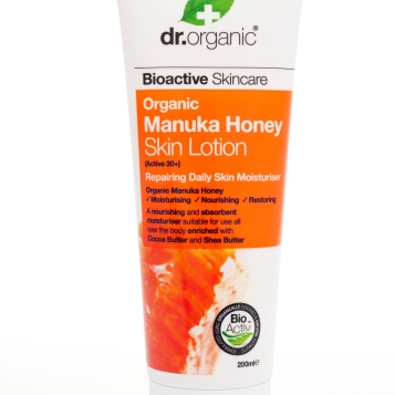 Manuka Honey Lotion v2