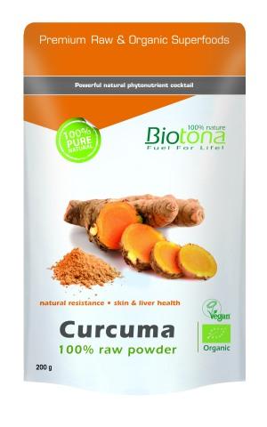 Afbeelding Biotona Curcuma