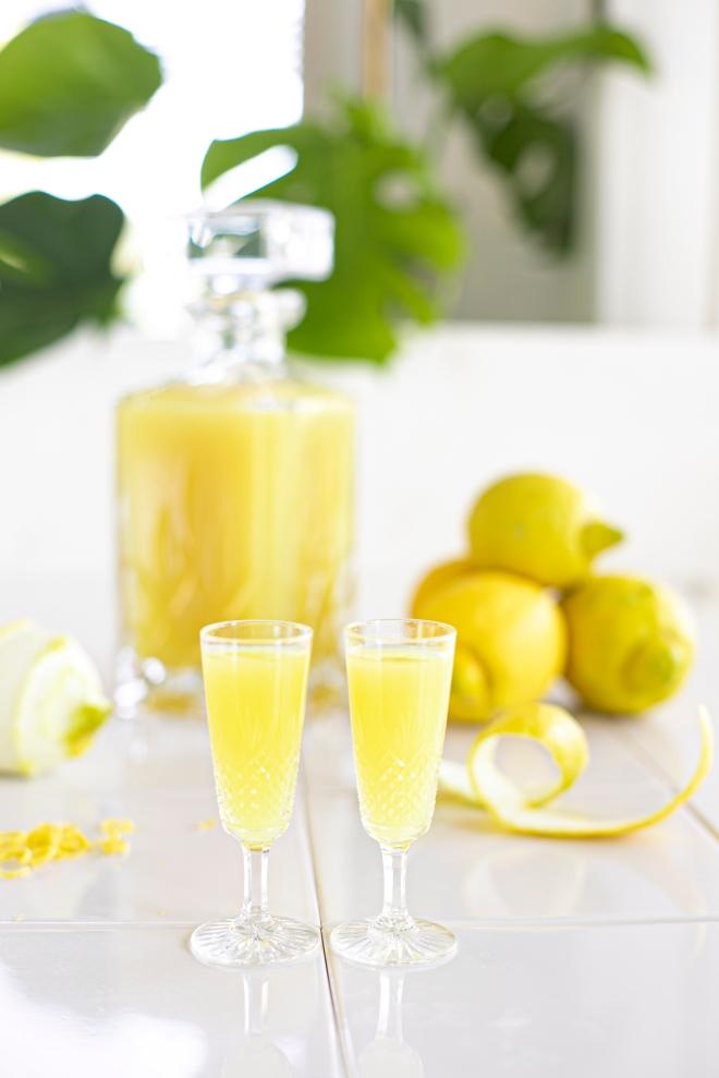 3 limoncello
