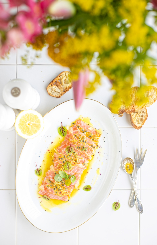 7 Kookboek The Lemon Kitchen Ceviche