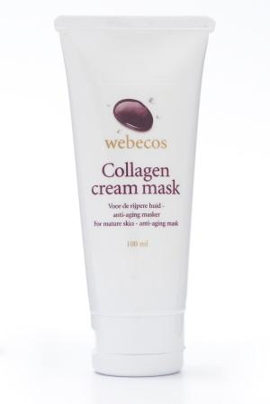 Webecos-Collagen-Cream-Mask-100ml